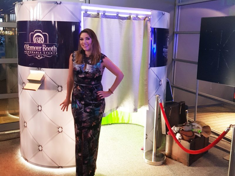 Nat Silverstone - Glamour Events Hire
